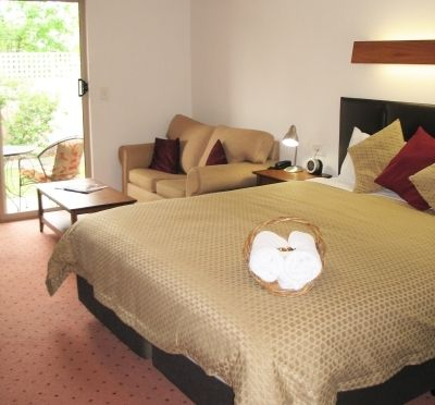 Wine Village Motor Inn Rutherglen Accommodation
